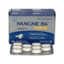 magne b6 forte ucinky