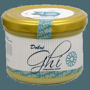 přepuštěné máslo recenze cena výroba