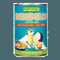 kokosove mleko rapunzel pouziti v plechovce
