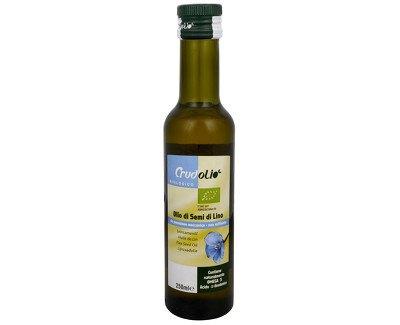 bio lneny olej