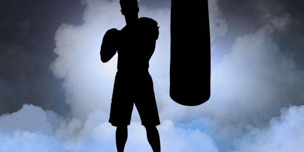 boxovaci pytel hruska trenazer stojici