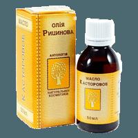 ricinovy olej herbatica