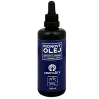 ricinovy olej renovality