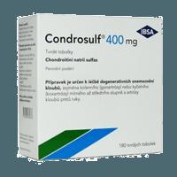 Condrosulf 400 – Cena a naše hodnocení