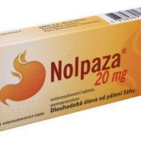 Nolpaza – příbalový leták + zkušenosti