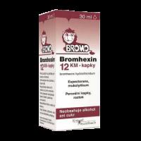 Bromhexin kapky – Účinkují na vykašlávání?